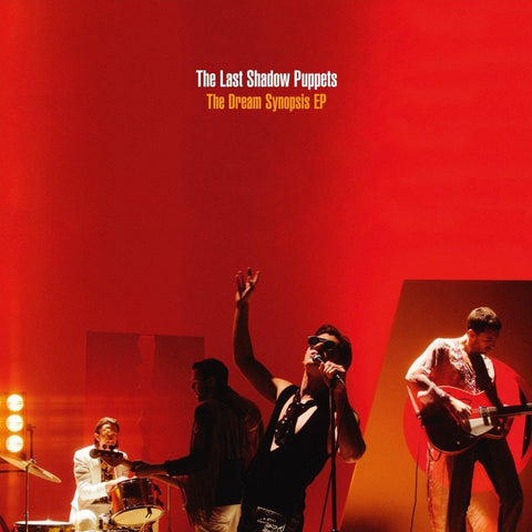 "The Last Shadow Puppets - The Dream Synopsis EP 12"" (Vinyl)"