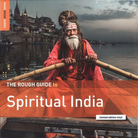 Various Artists - The Rough Guide to Spiritual India (Vinyl)