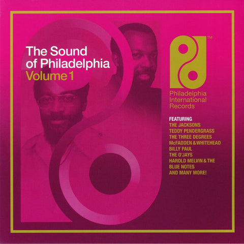 Various Artists - The Sound of Philadelphia Vol.1 (2xLP Vinyl)