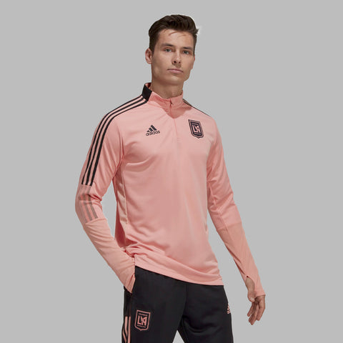 adidas LAFC Training Top 2021-22 Pink