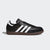 Men's Samba Leather Indoor Shoes Classic - Black/White