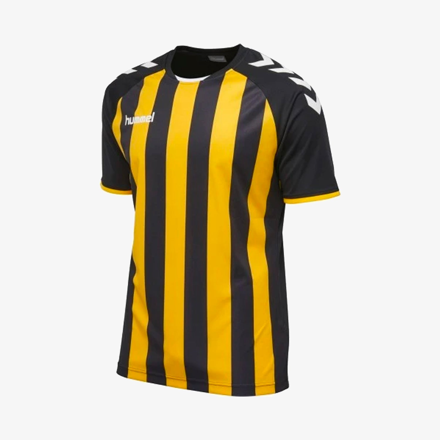 Core Striped Short Sleeve Soccer Jersey
