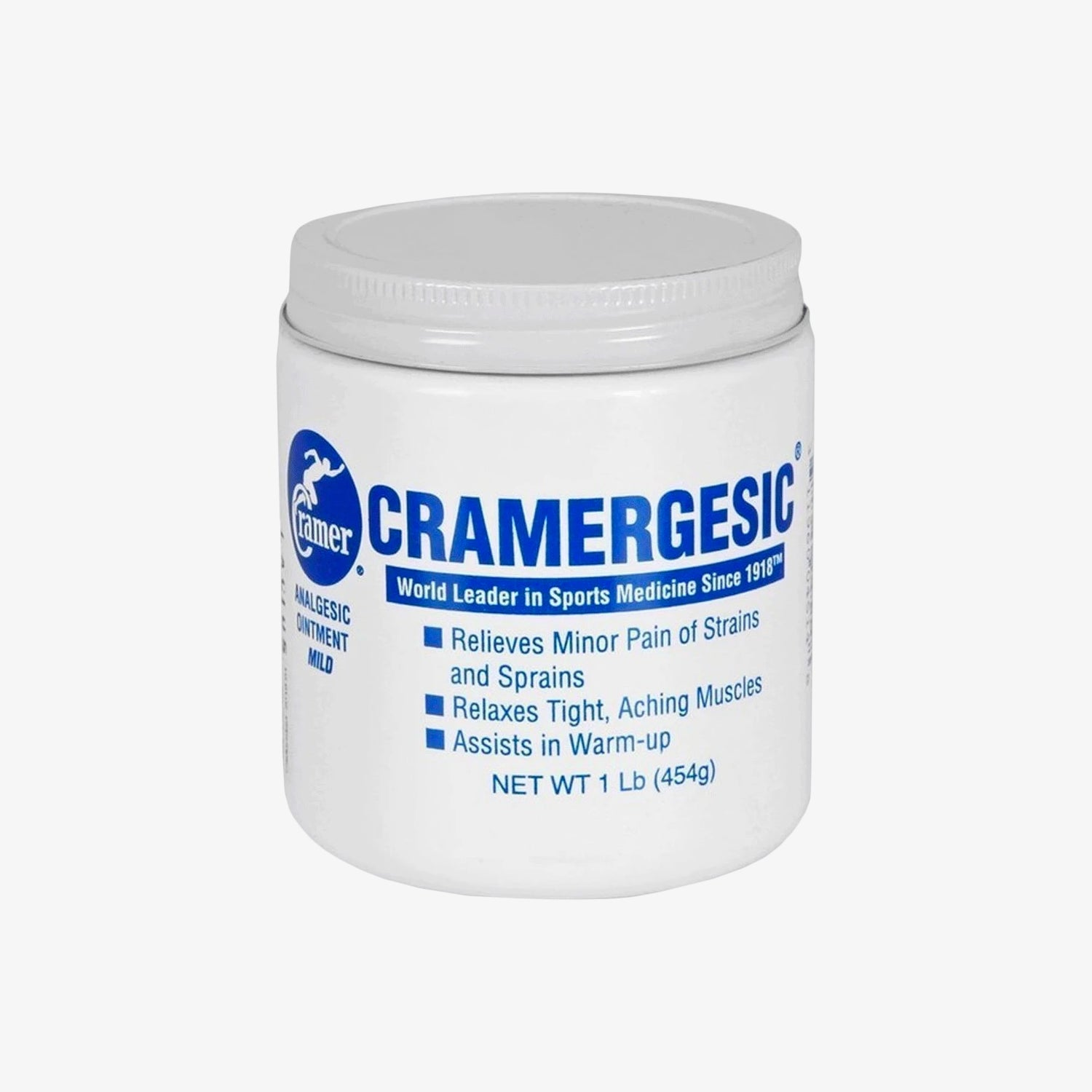 Cramergesic Analgesic Ointment - 1 lb Jar