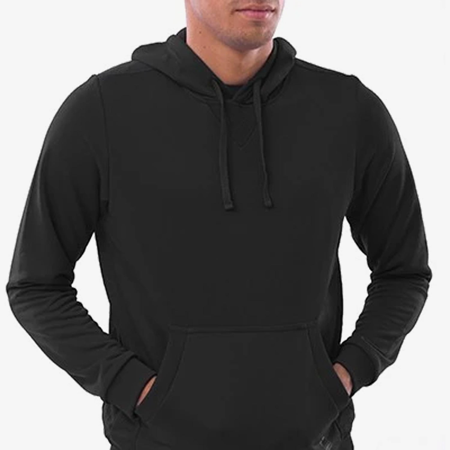 Crew Training Tech Hoodie - Black