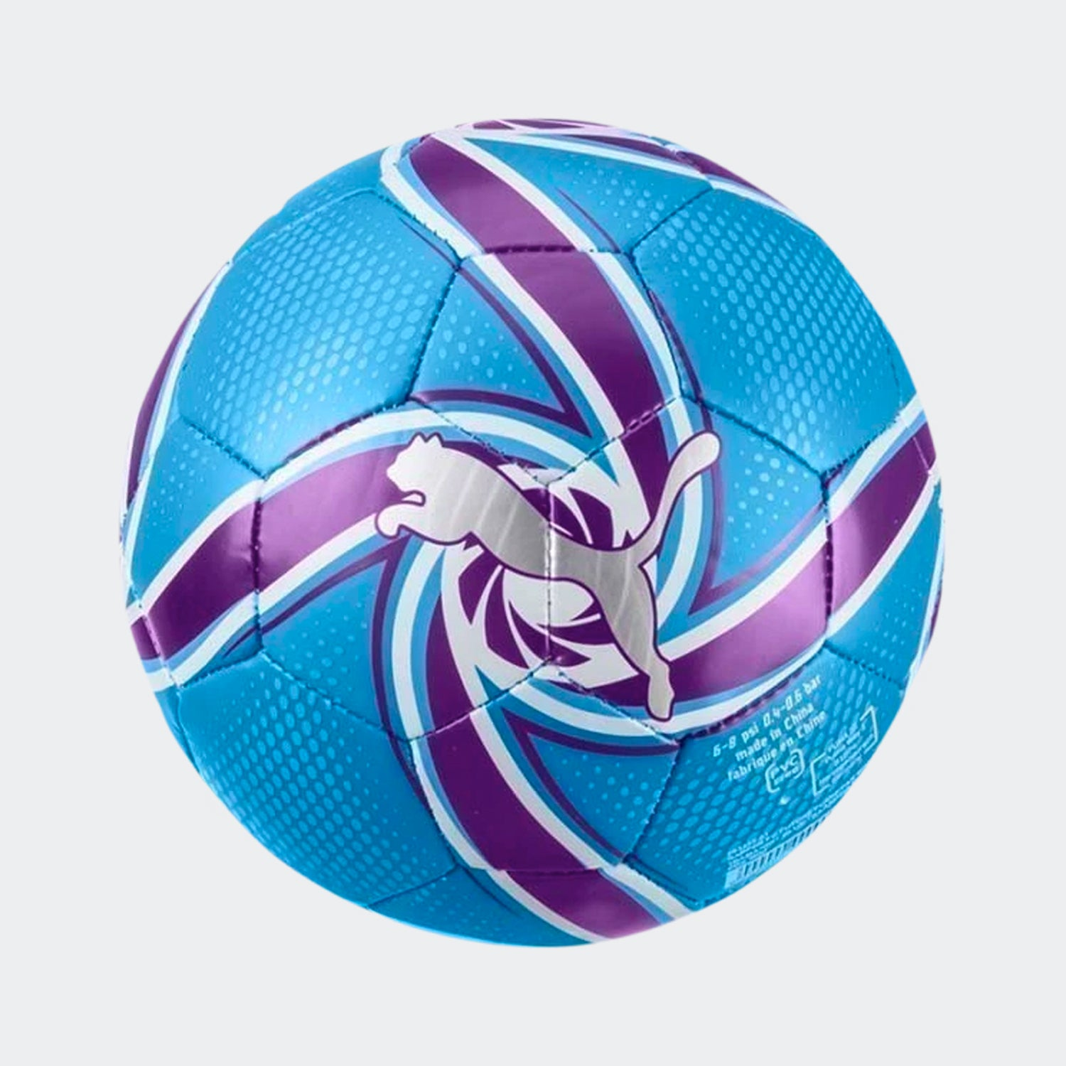 Manchester City FC Future Flare Soccer Ball