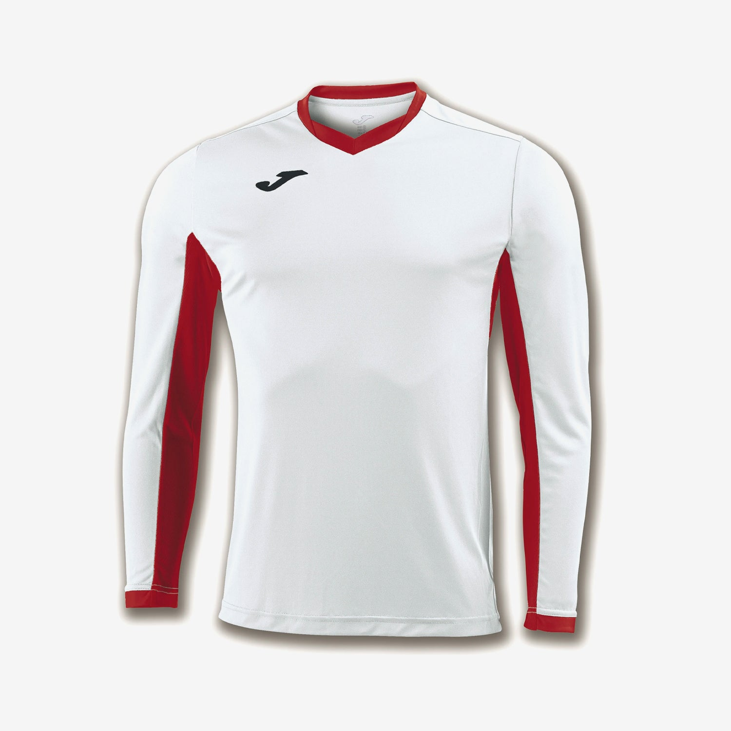 Champion IV Long Sleeve Jersey Wh/Red