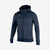 Berna Jacket Hoodie Navy Youth and Adult