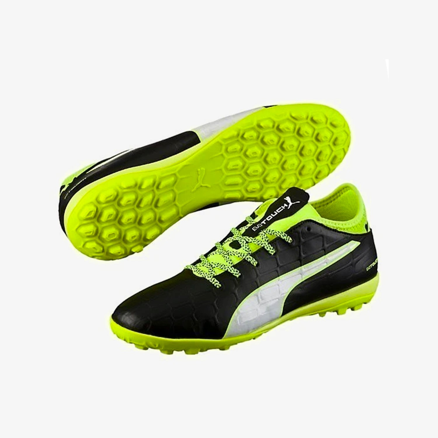 Kid's evoTouch 3 Turf Soccer Shoes