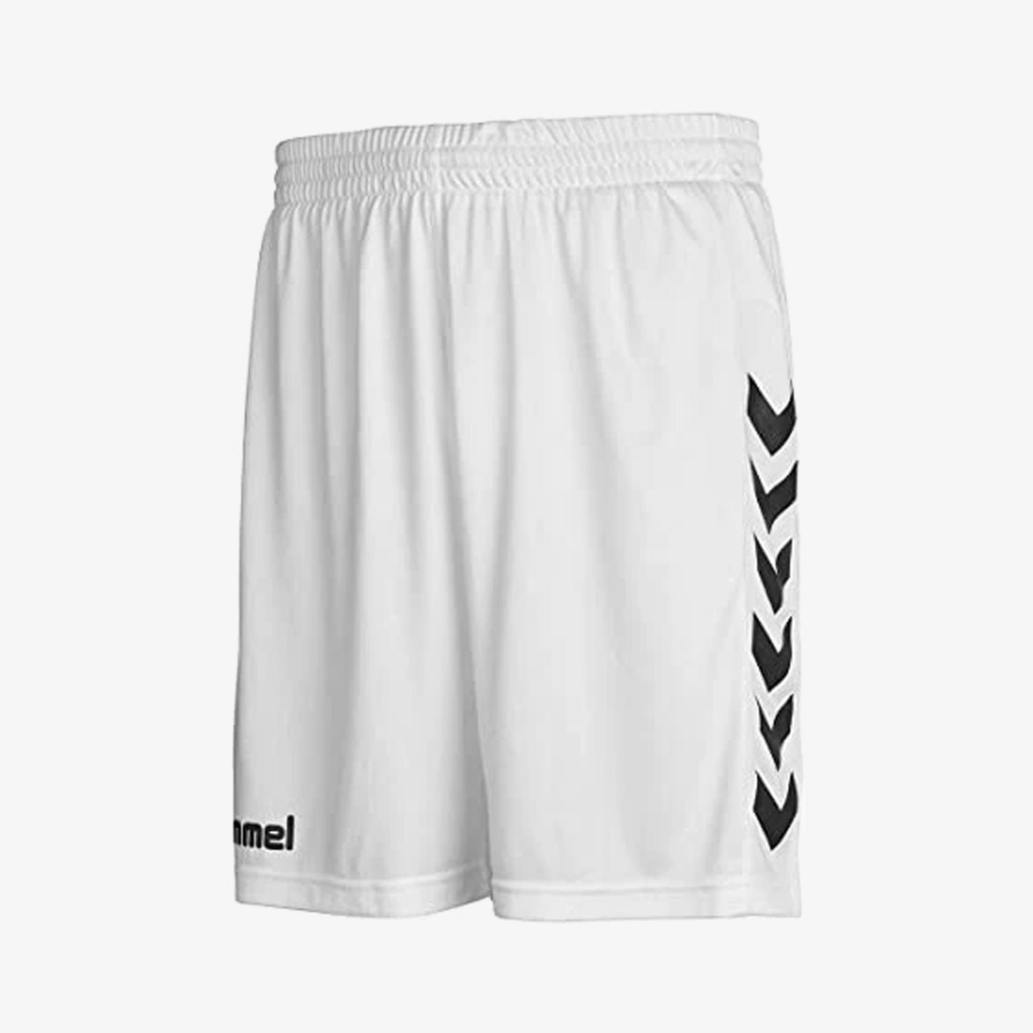 Core Poly Soccer Shorts White - Men's