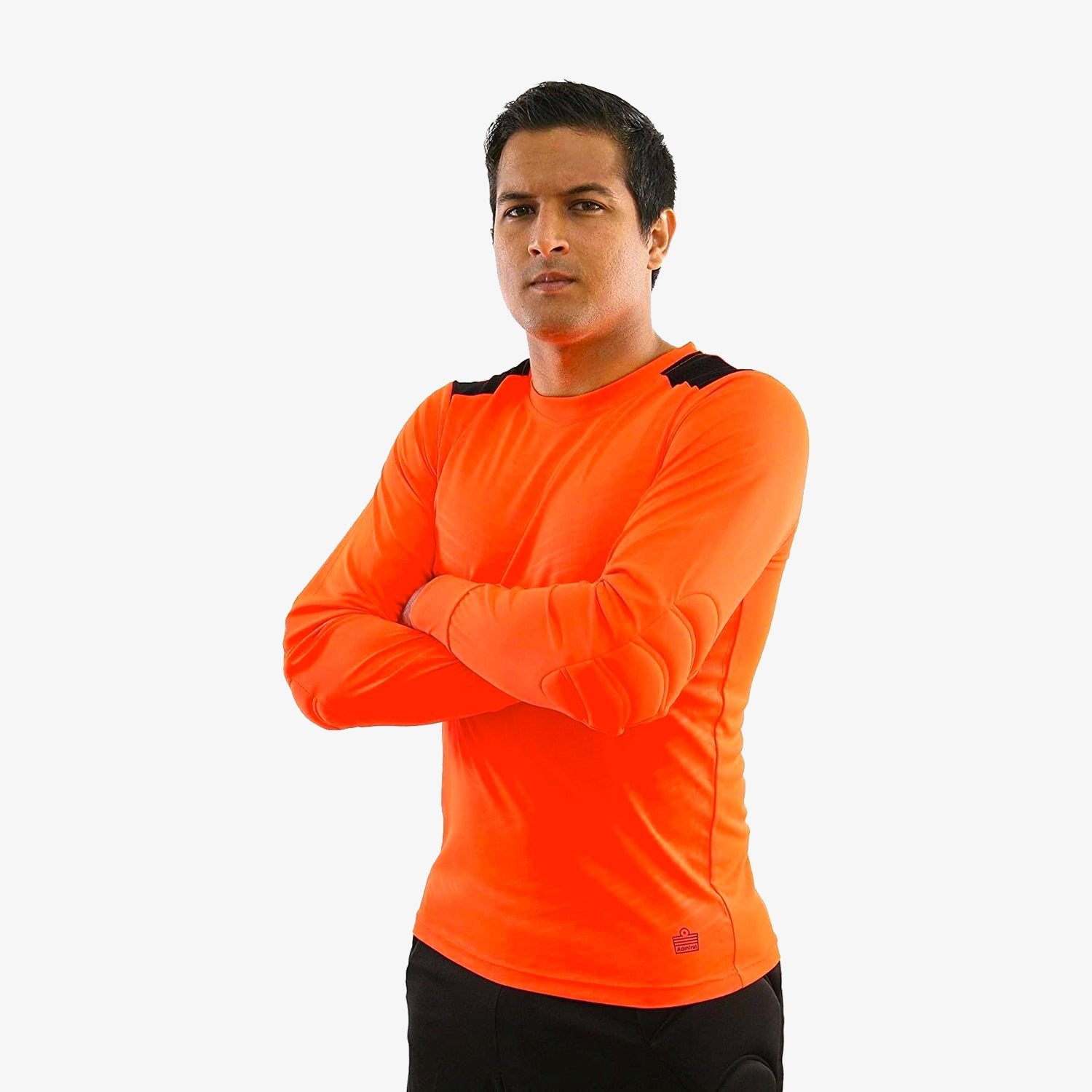 Solo Goalkeeper Soccer Jersey - Orange