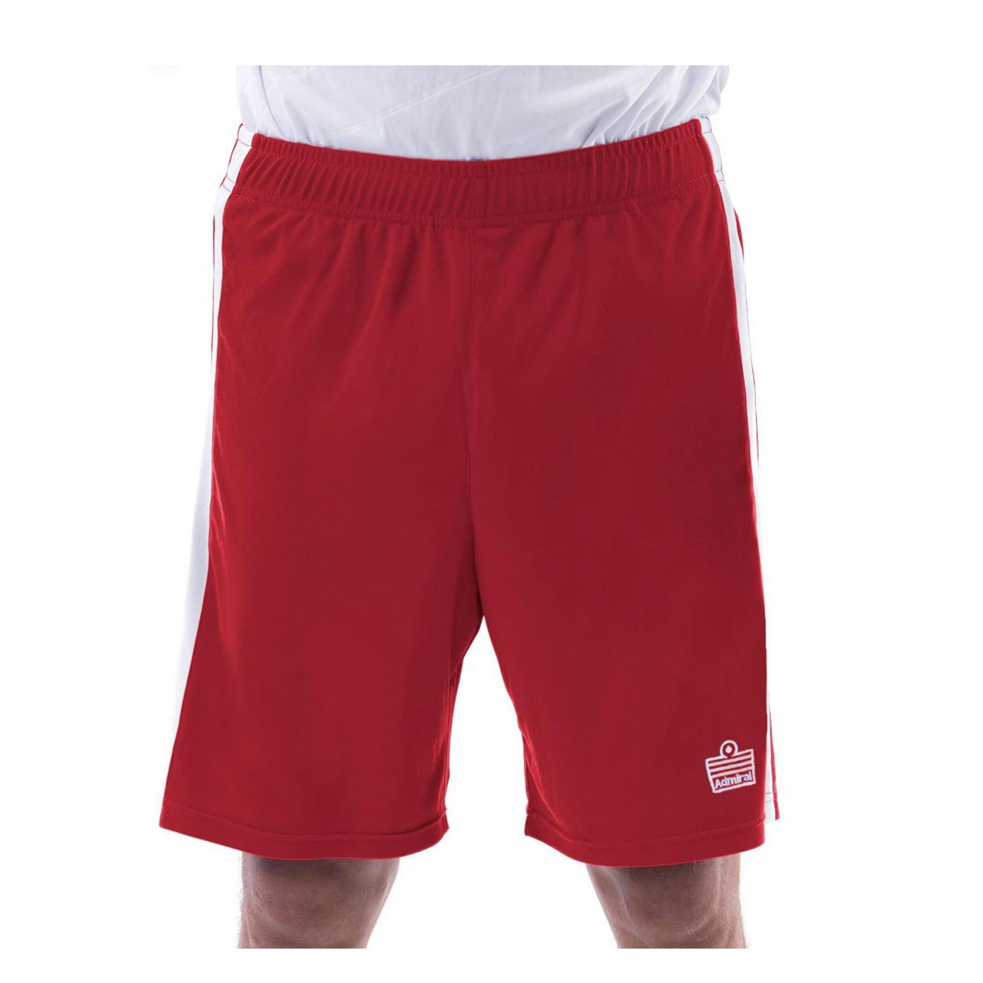 Roma Game Short Red/White