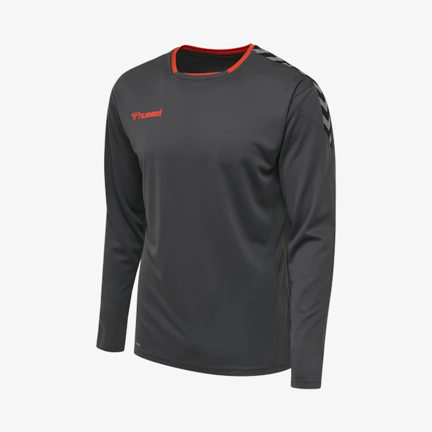 Authentic Poly Long Sleeve Soccer Jersey