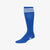 3-Stripe Soccer Sock Royal - XSmall
