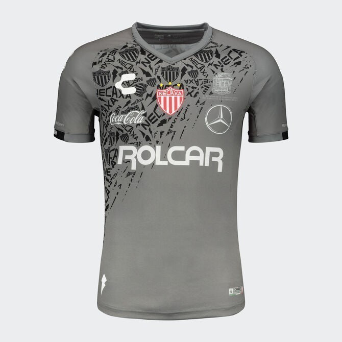 Mens Necaxa Away Soccer Jersey 19/20