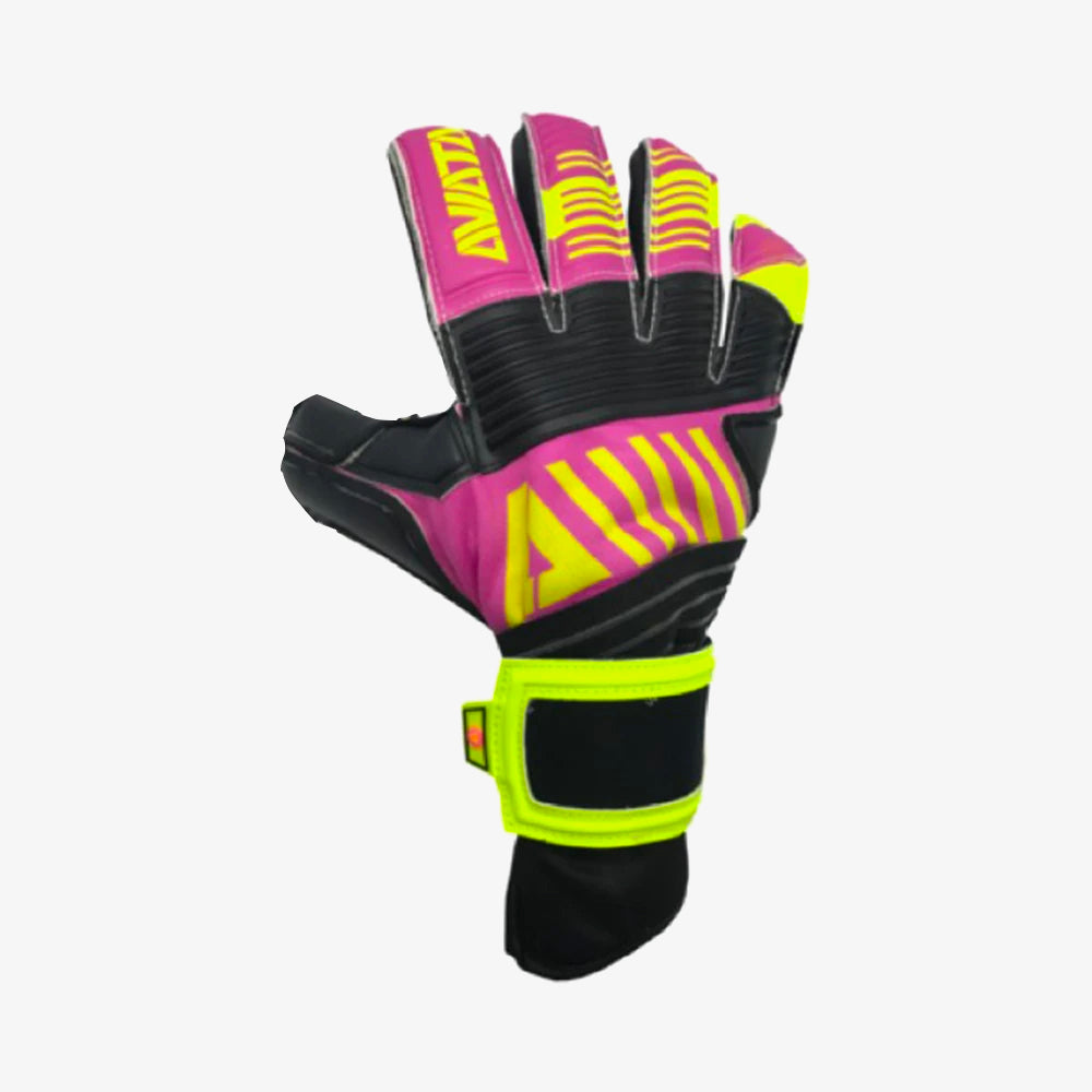 Stretta Electrik Glow Maestro V7 Goalkeeper Gloves