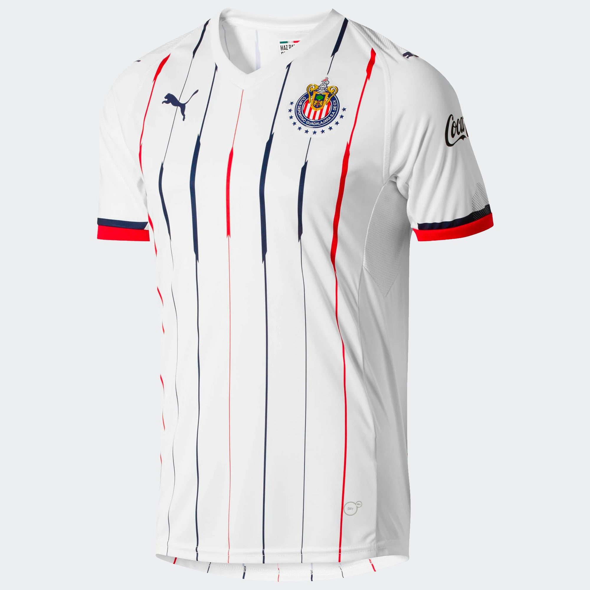 Men's Chivas 18/19 Away Jersey - White