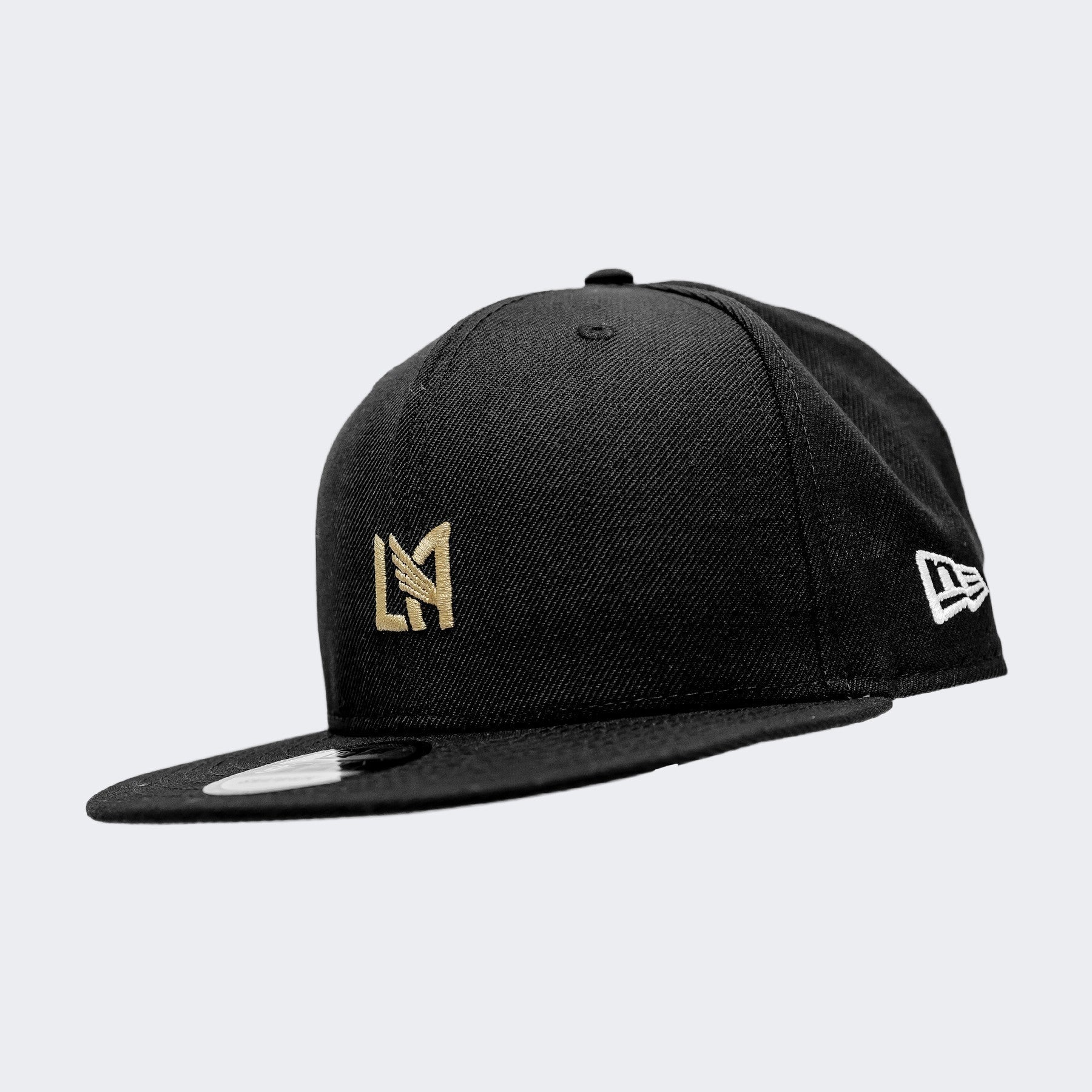 LAFC 5950 Fitted - Black