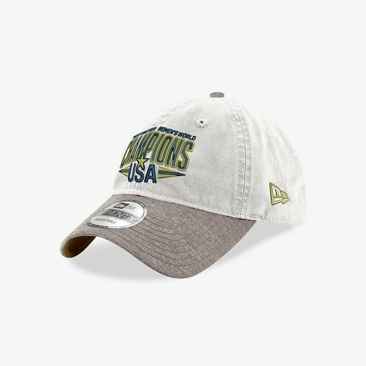 USA Women's 4-Star Player Adjustable Hat