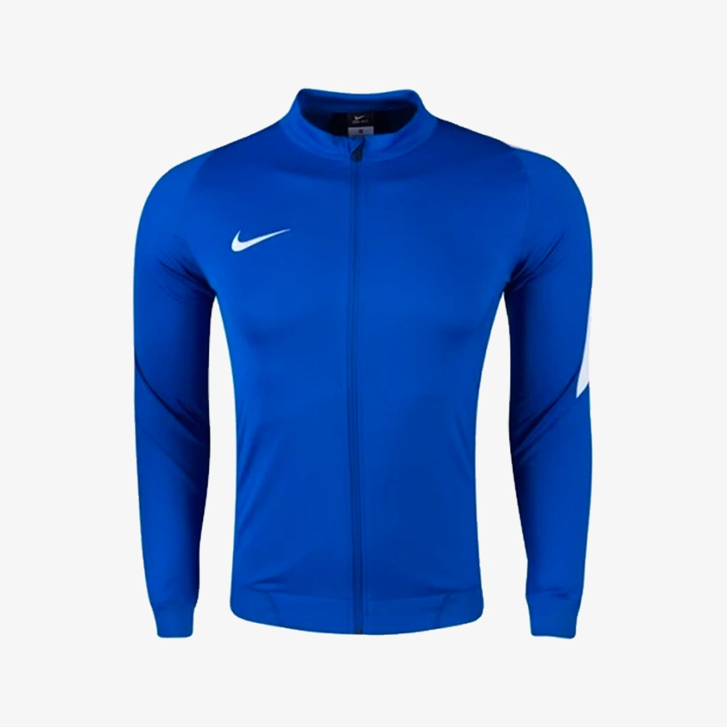 Youth Squad 16 Knit Track Jacket - Royal Blue