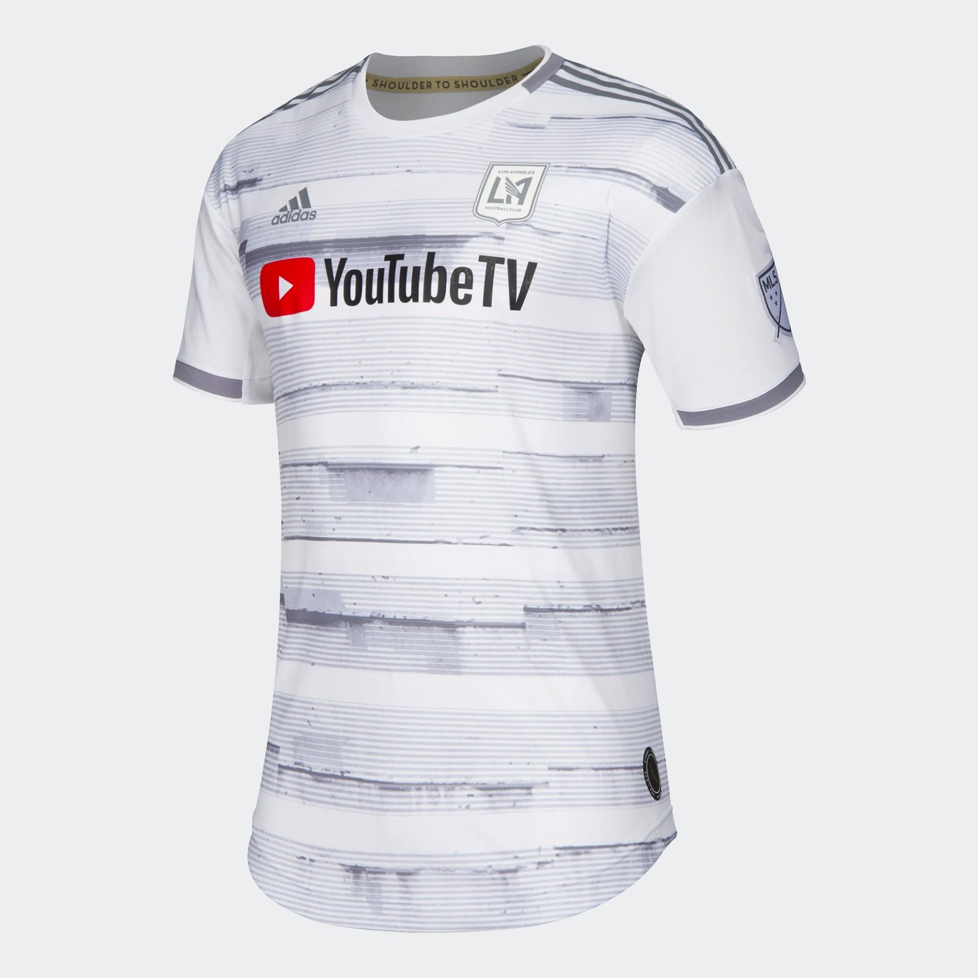 Men's LAFC 2020  Away Authentic Jersey
