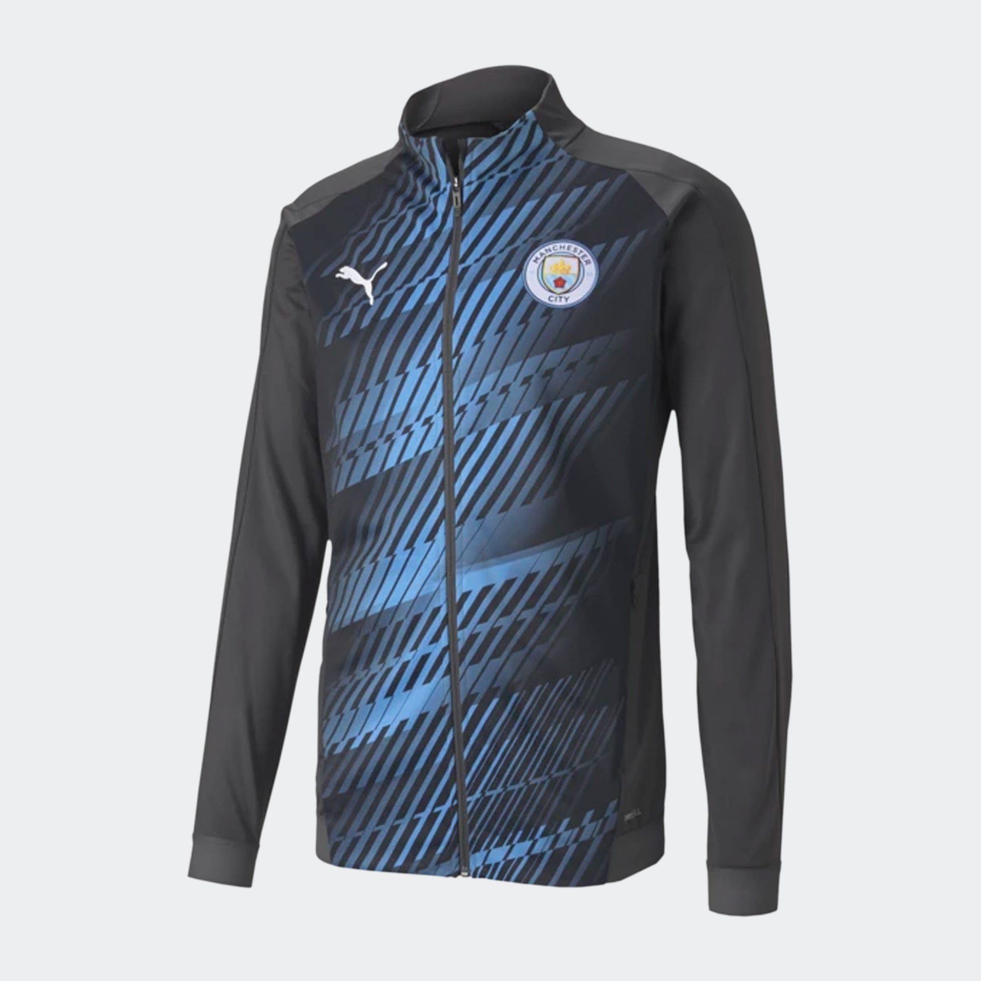 Men's Manchester City League Soccer Jacket
