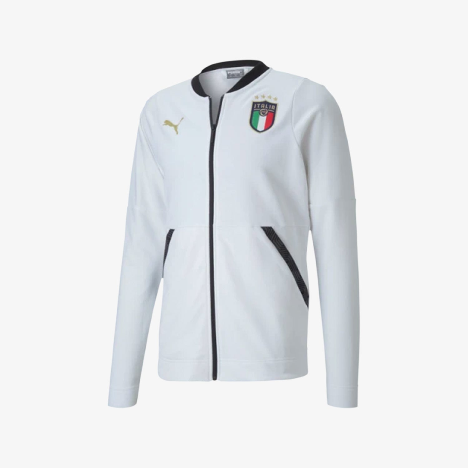 Men's Italy Track Soccer Jacket