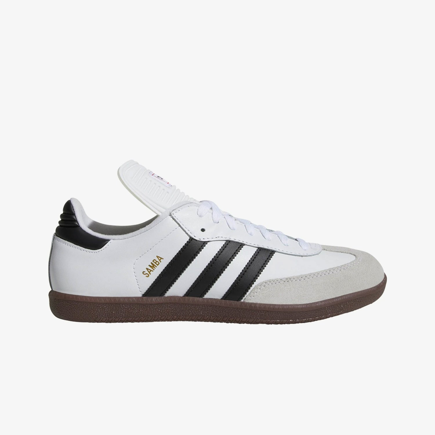 Samba Classic Indoor Soccer Shoes White Men's