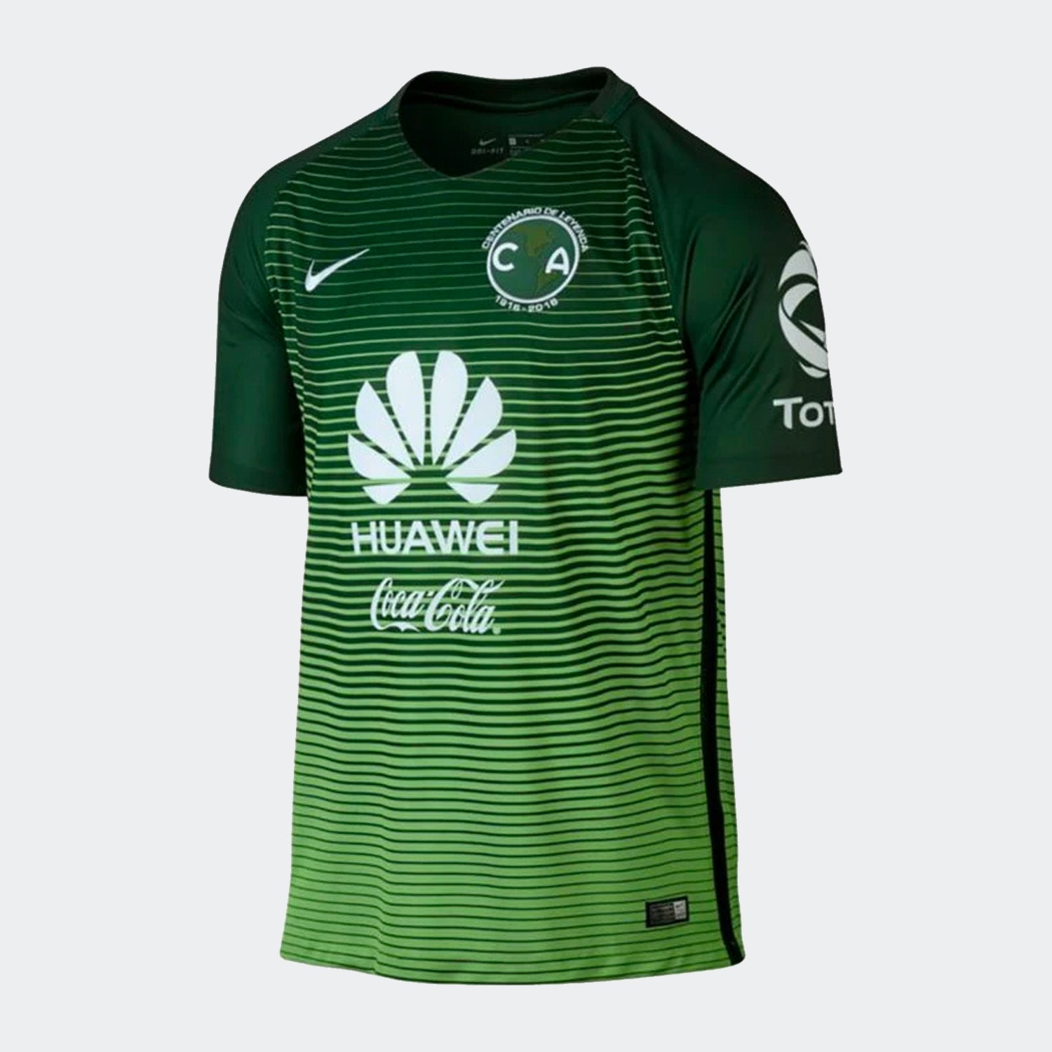 Kid's Club America Stadium Third Soccer Jersey 2017