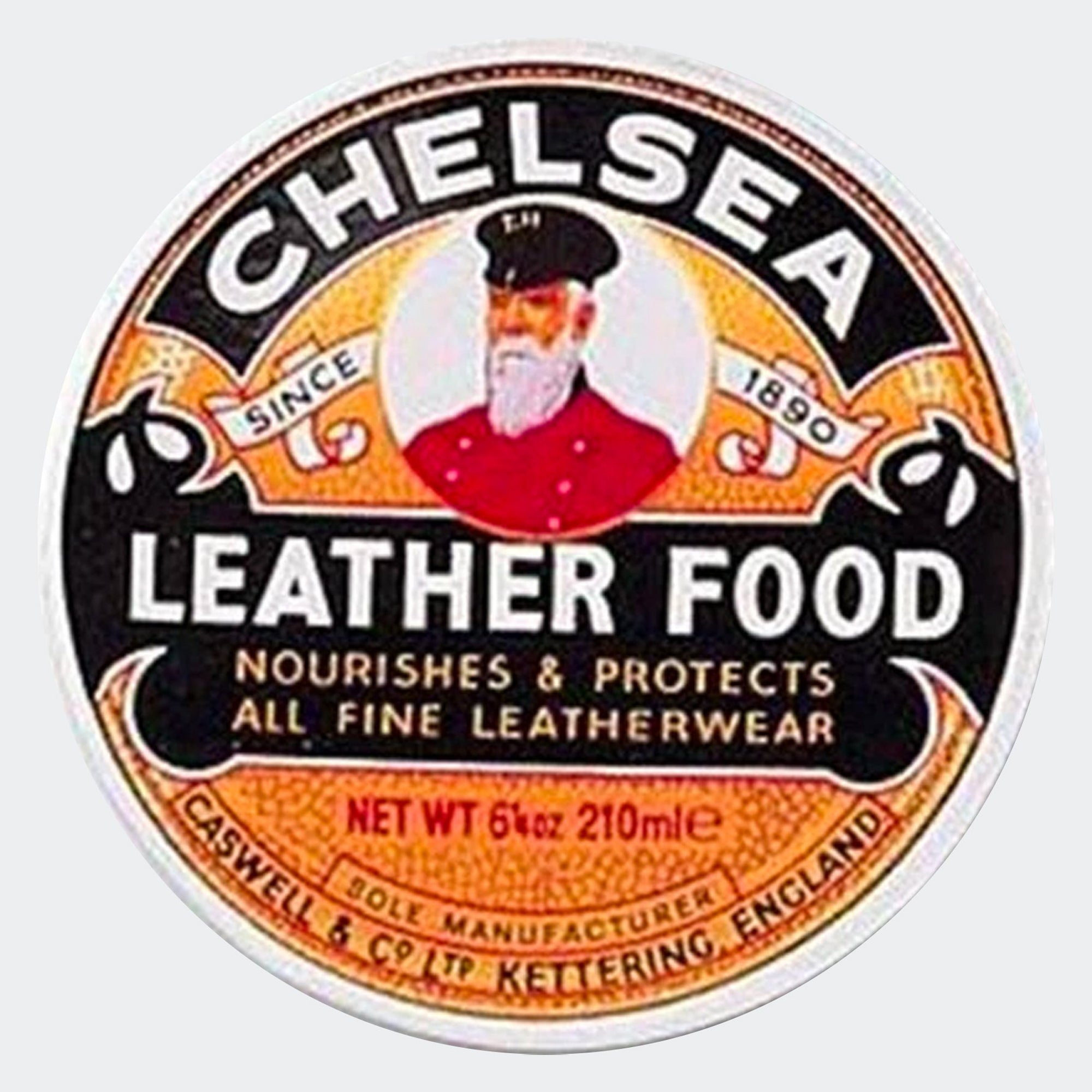 Chelsea Leather Food Clear
