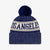 Los Angeles Dodgers Sport Cuffed Knit Hat with Removable Pom