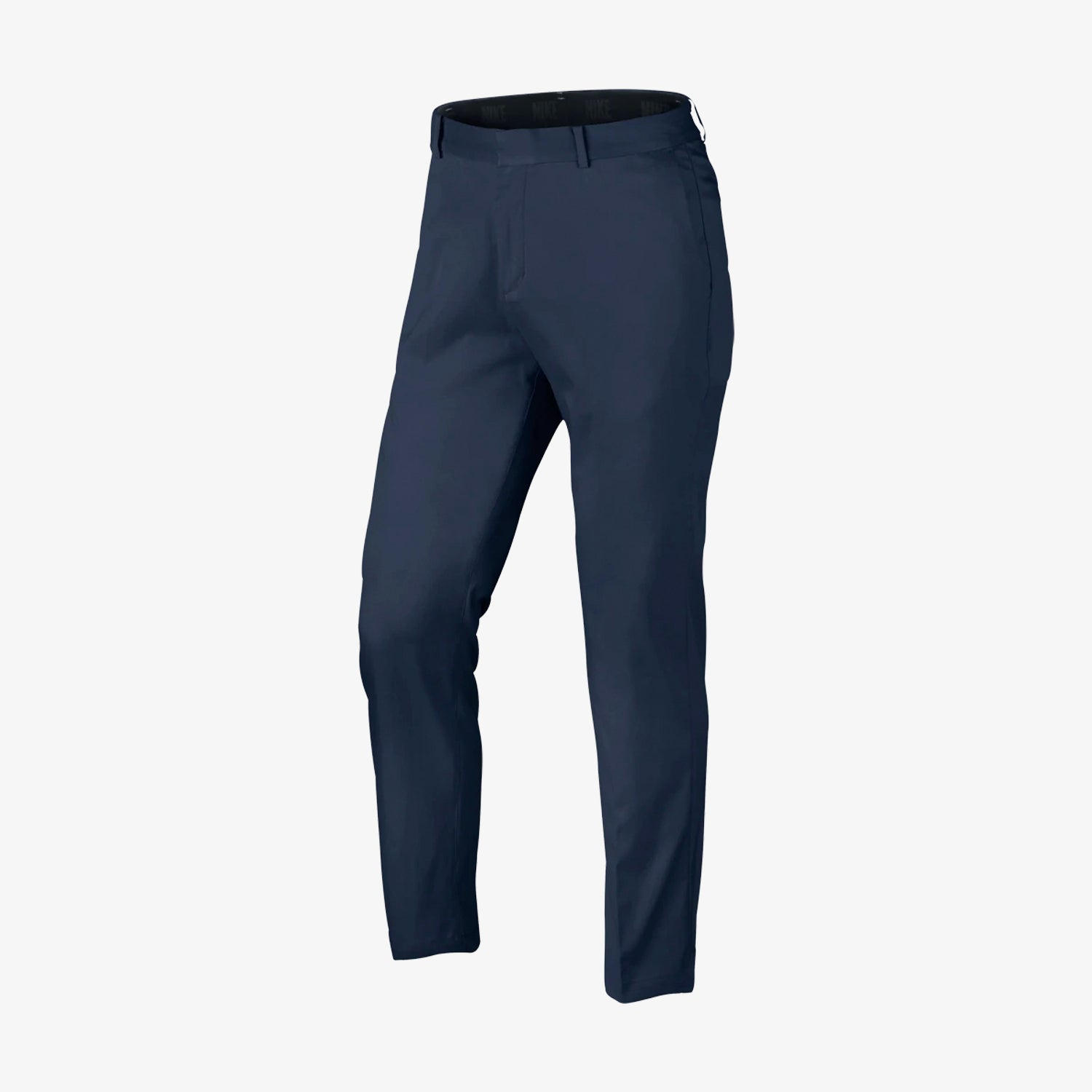 Flat Front Men's Golf Pants Navy