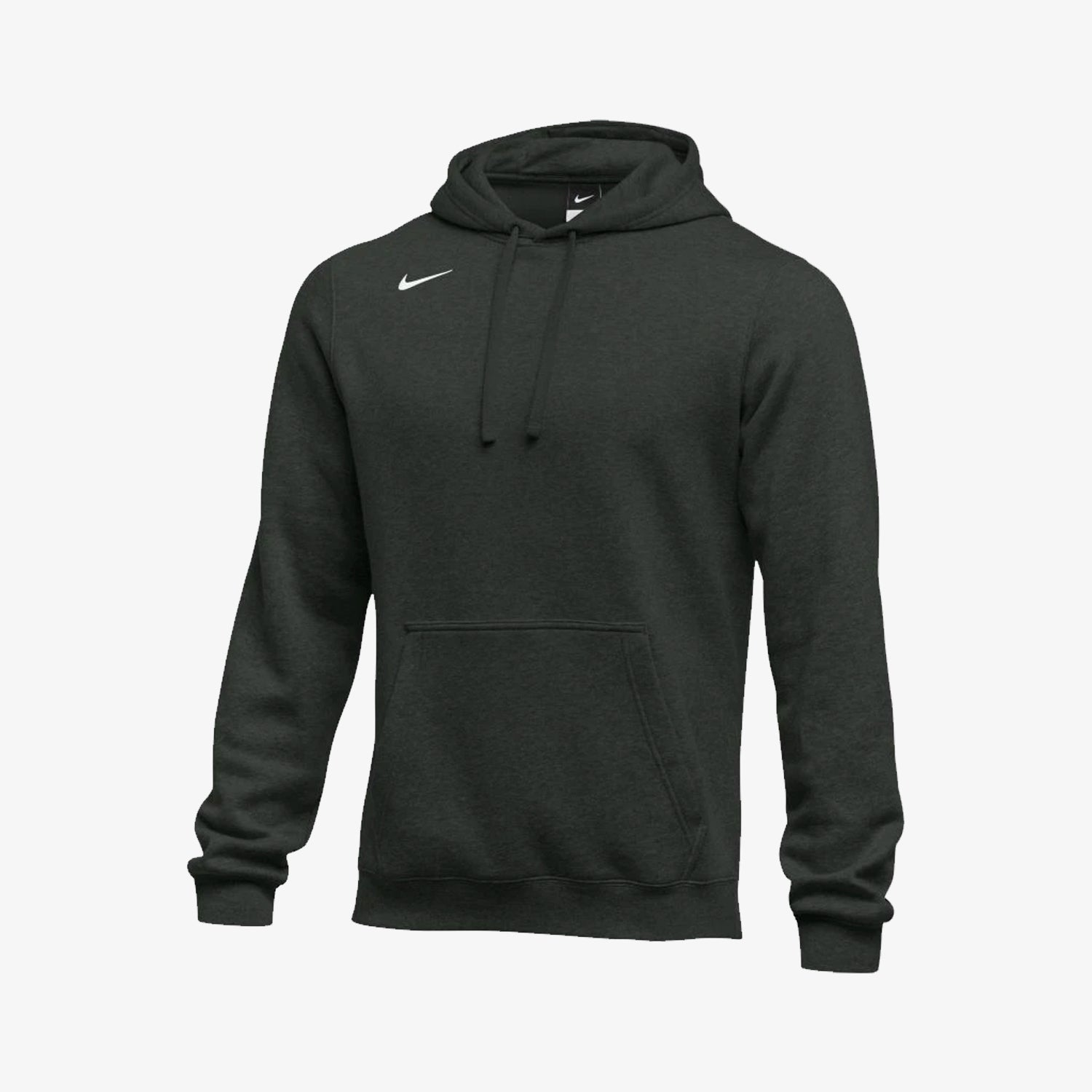 Men's Team Fleece Hoodie - Anthracite
