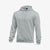Men's Team Fleece Hoodie - Grey