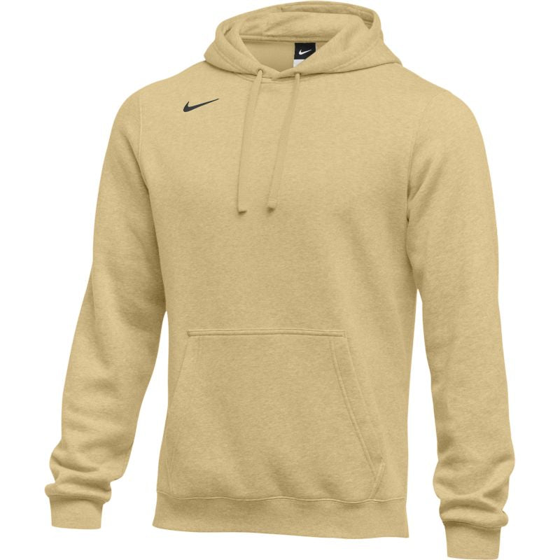 Men's Team Fleece Hoodie - Vegas Gold