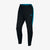 Men's Academy Knit Pants - Black/Light Blue Fury