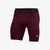 "TM Jordan Alpha Compression 6"" Shorts - Team Dark Maroon"