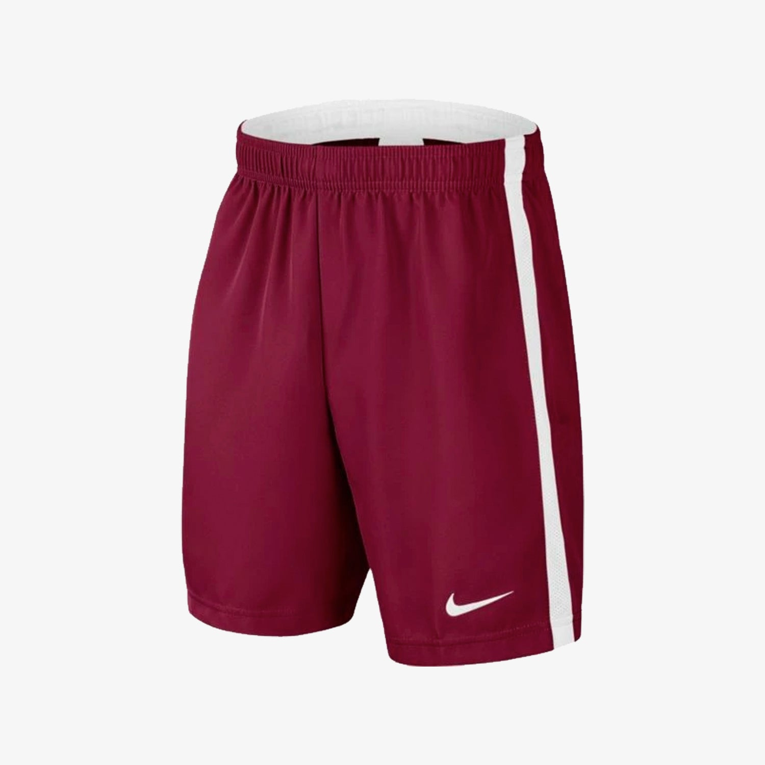 Youth Venom II Soccer Shorts - Team Maroon