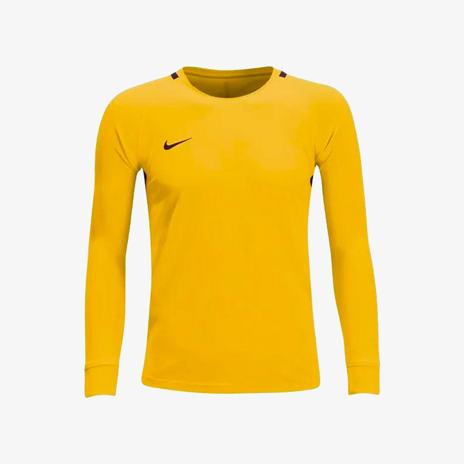 Men's Park III  Long Sleeve Goalkeeper Jersey - Yellow
