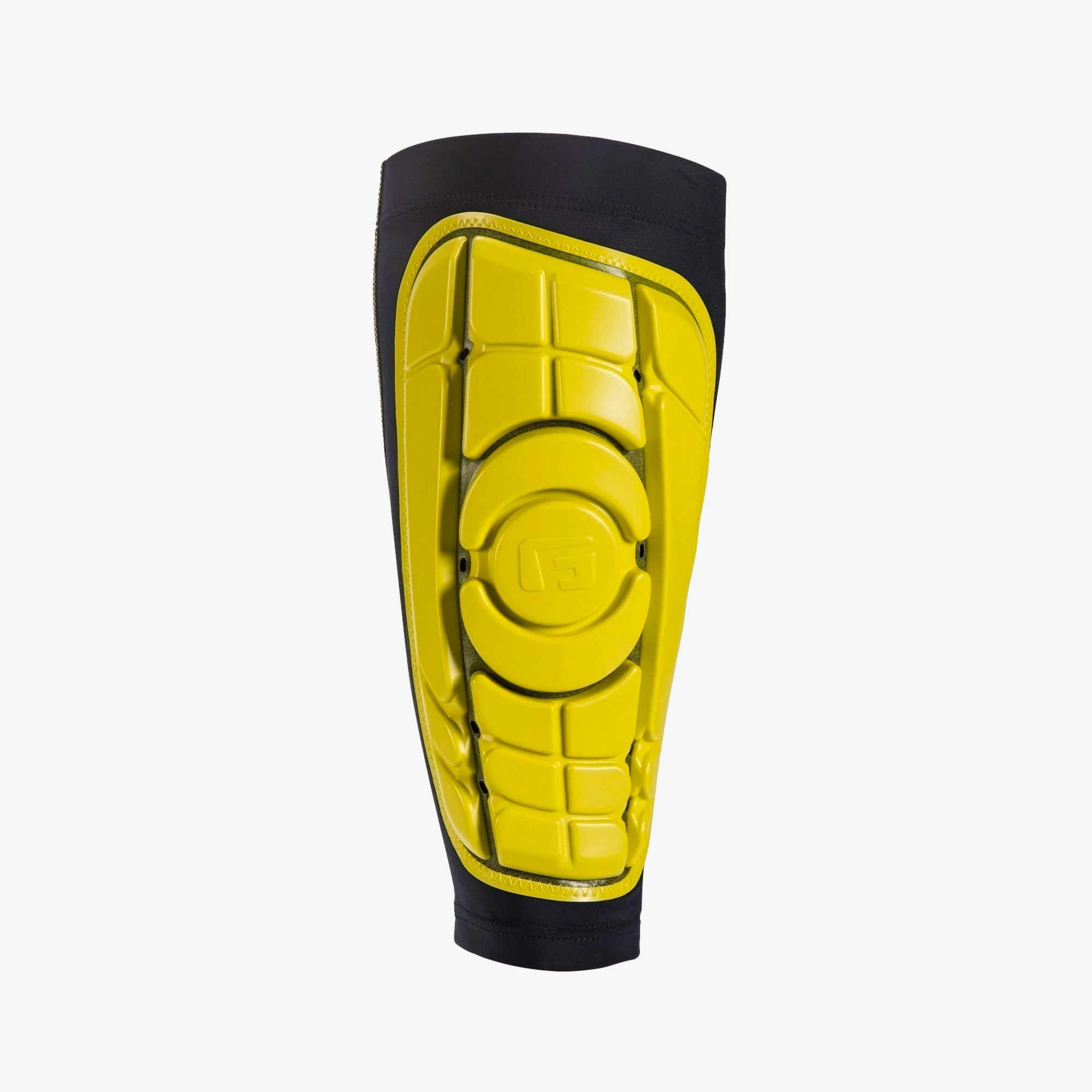 G-Form Pro-S Shin Guards - Yellow/Black