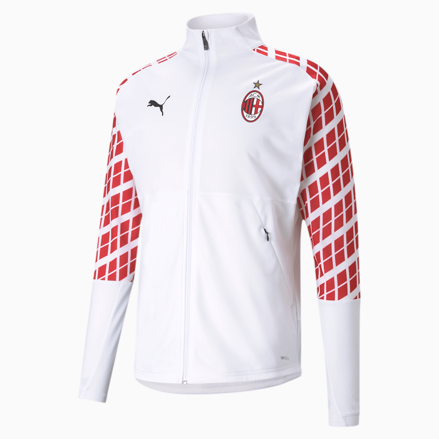 AC Milan Stadium Jacket Men's 2021