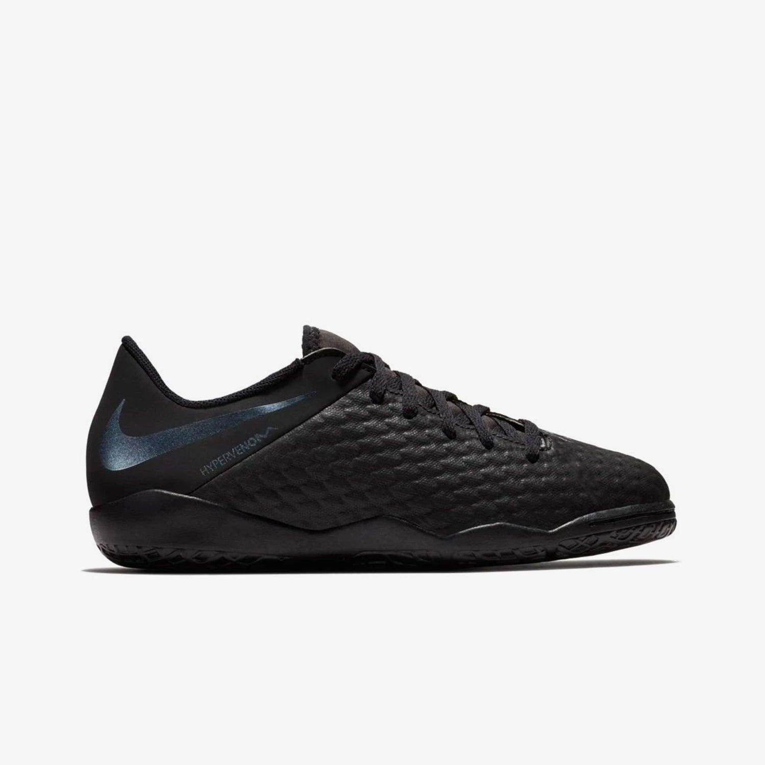 Kid's Hypervenom 3 Academy IC Indoor Soccer Shoes