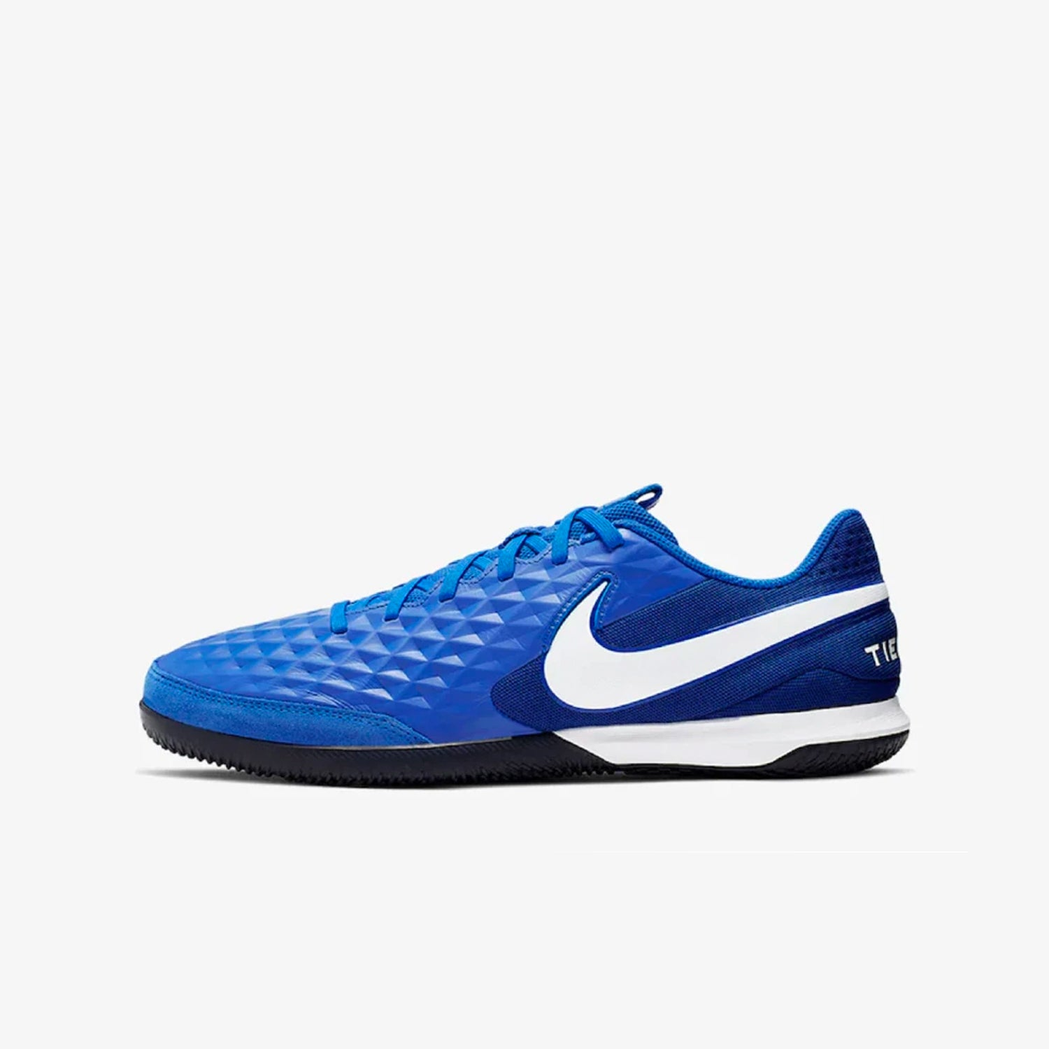 Tiempo Legend 8 Academy Indoor Shoes - Hyper Royal/White