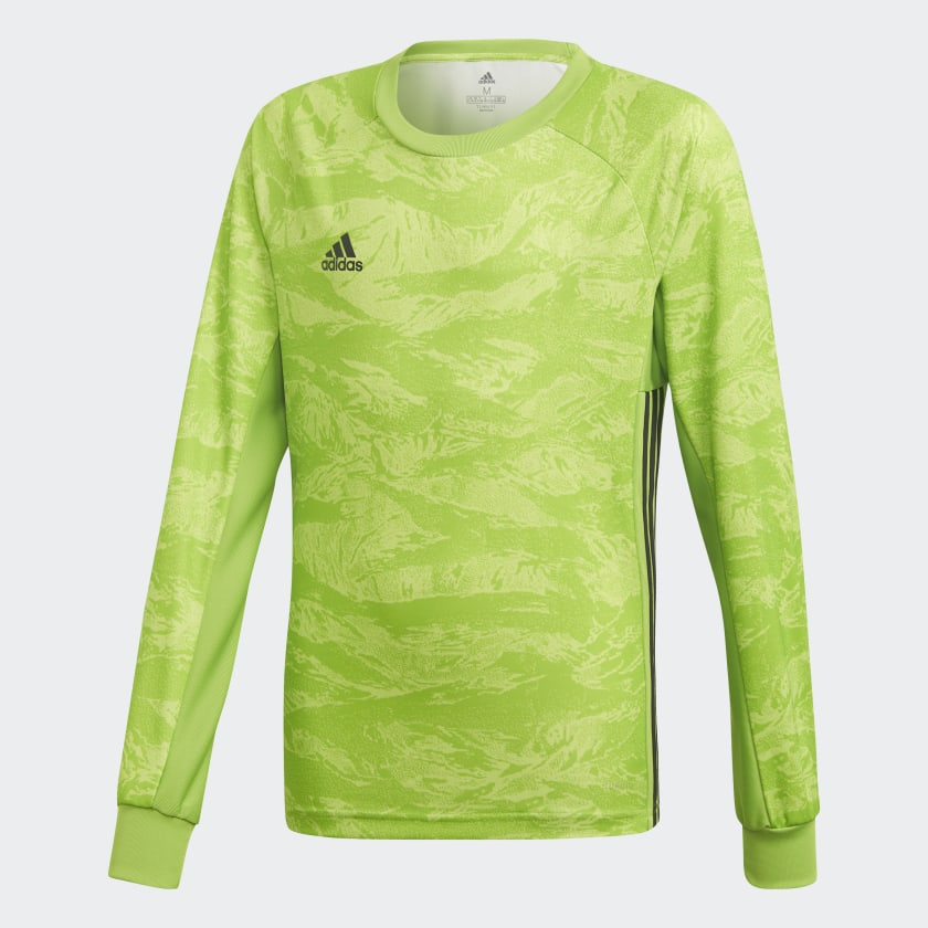 Adipro 19 Goalkeeper Jersey Green Youth