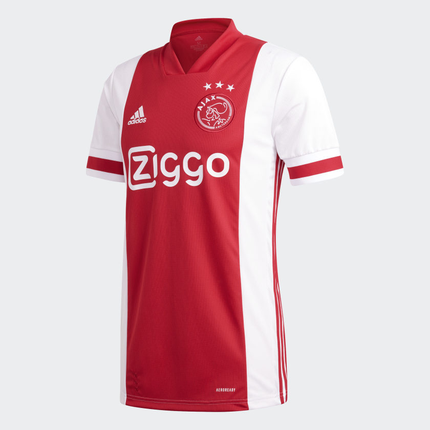 Ajax Home Jersey 20/21 - Men's