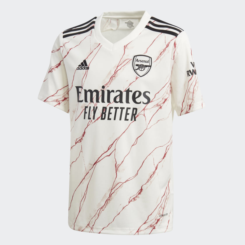Arsenal Away Stadium Jersey 20/21 Youth