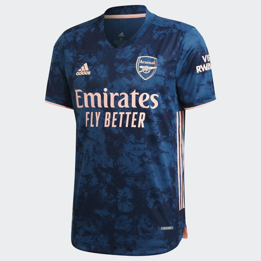 Arsenal FC 3rd Authentic Jersey 20/21