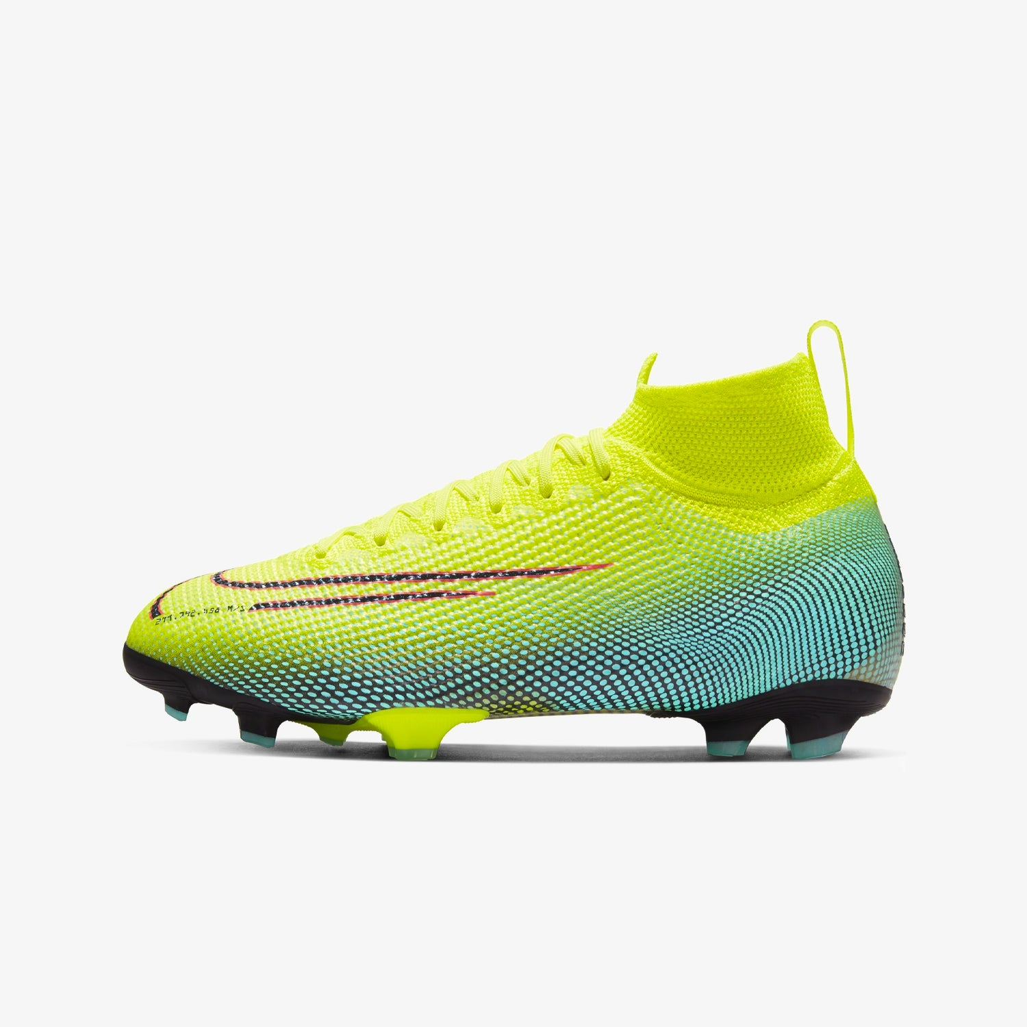 Jr. Mercurial Superfly 7 Elite MDS FG Big Kids' Firm-Ground Soccer Cleat