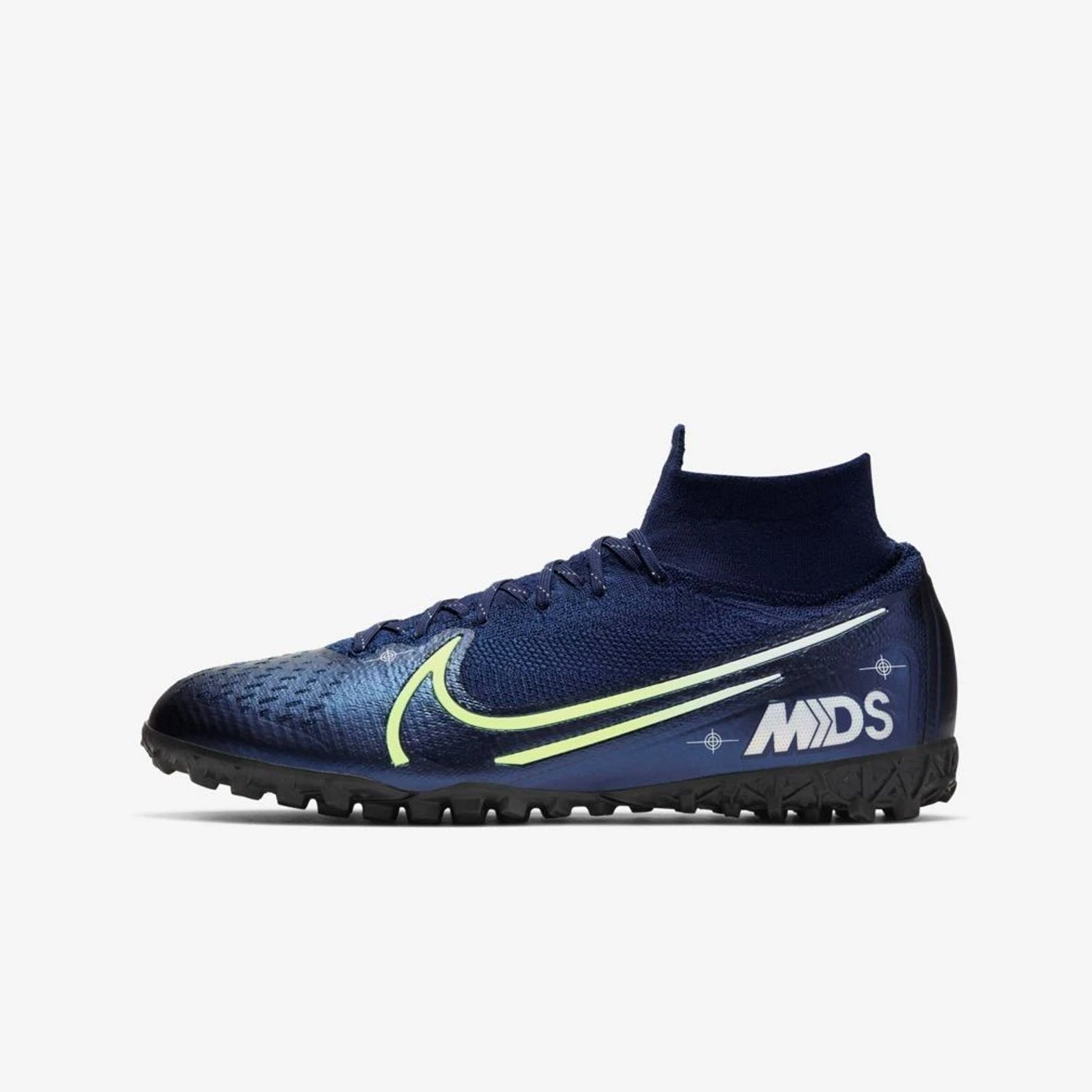 Men's Mercurial Superfly 7 Elite MDS TF Turf Soccer Shoes