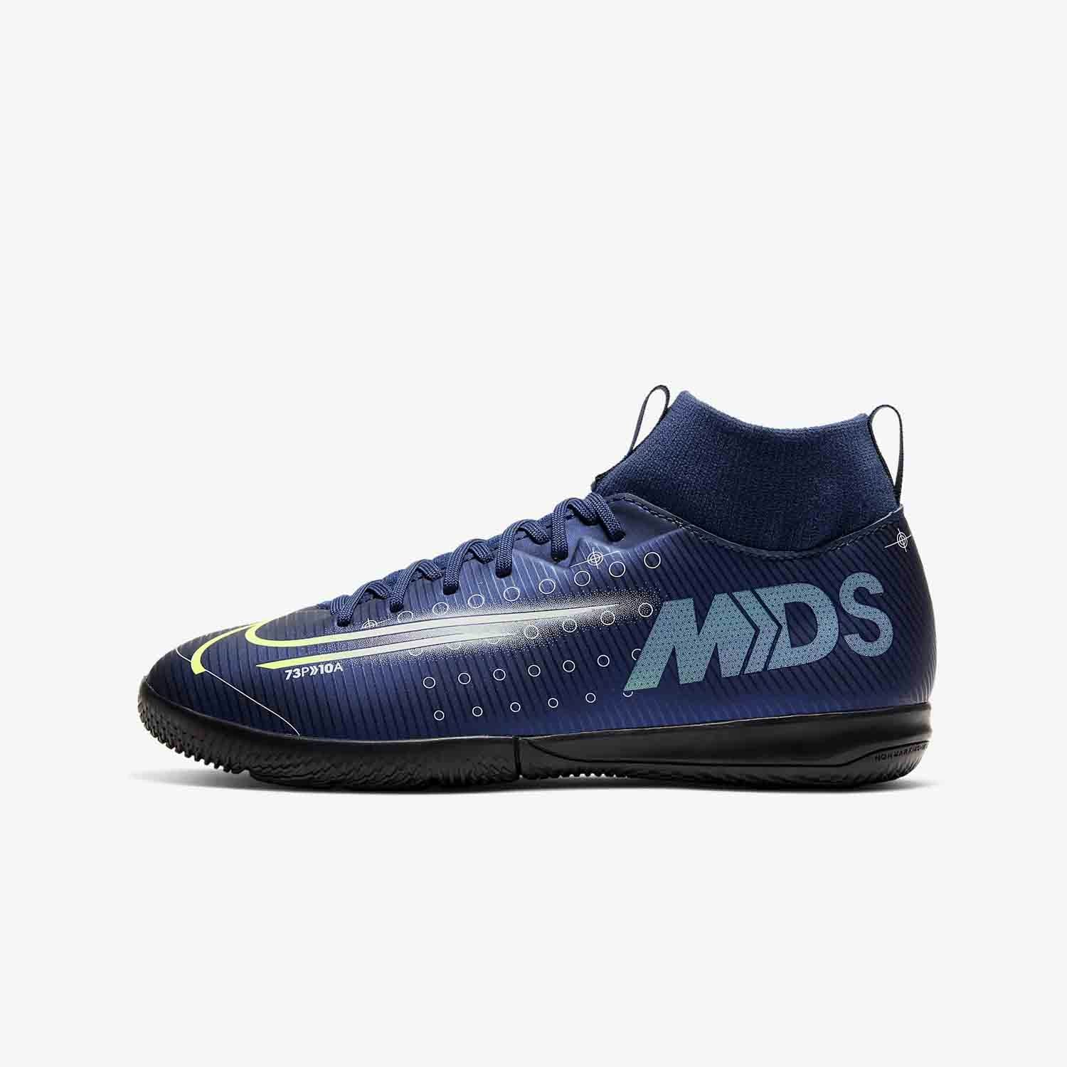Kids Mercurial Superfly 7 Academy MDS IC Indoor Soccer Shoe