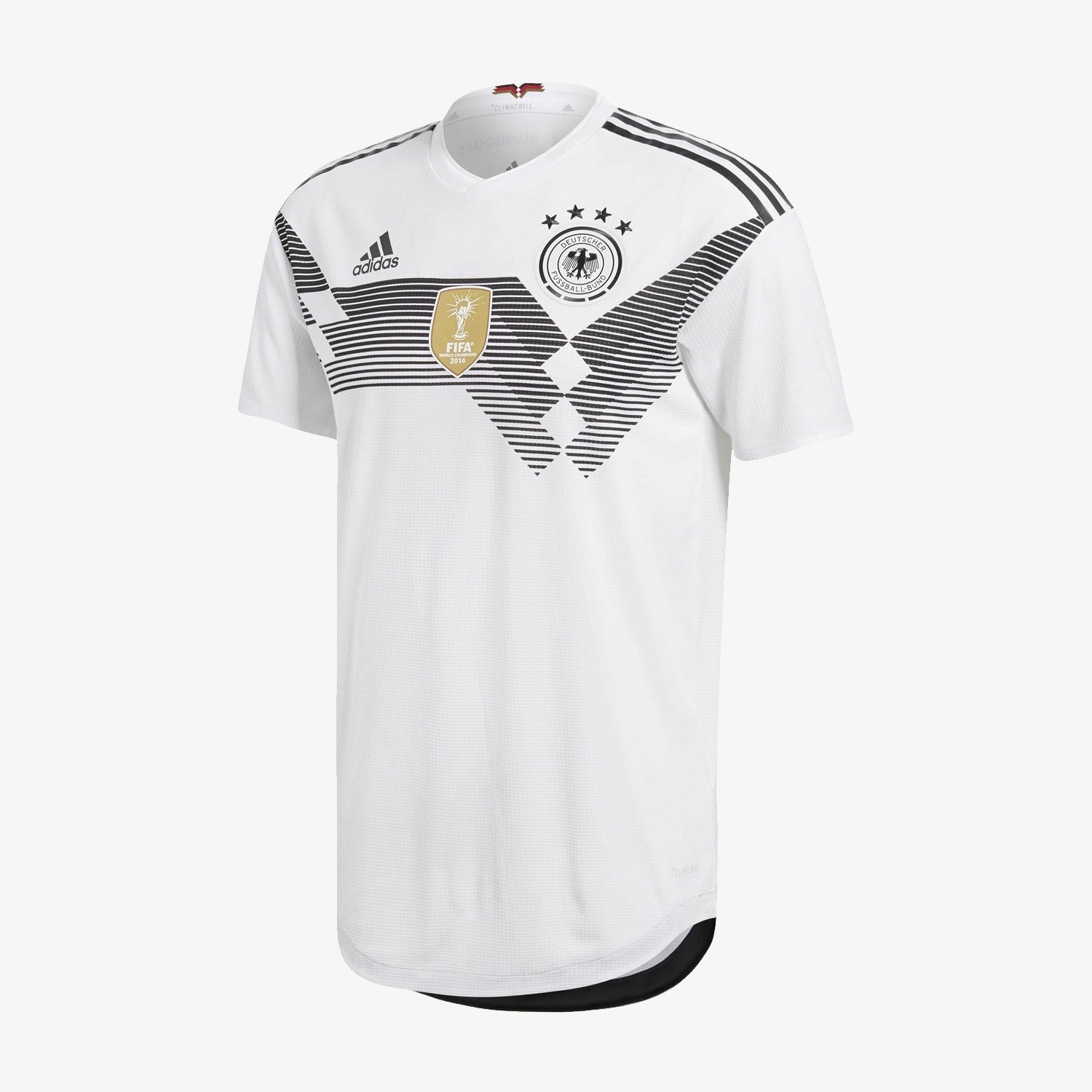 Men's Germany Home Authentic Jersey 2018/19